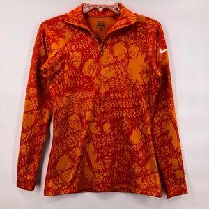 Nike pro dri fit l/s 1/4 zip jacket